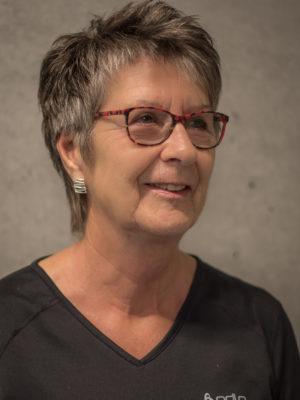 Portrait Vreni Tischhauser